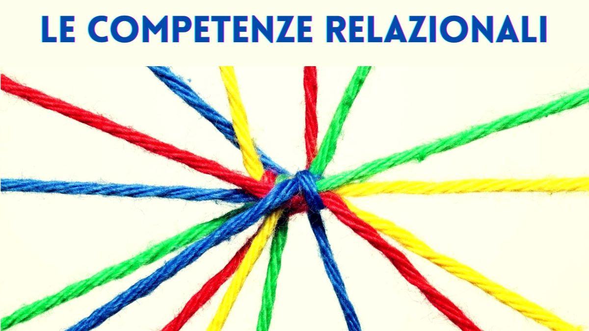 CORSO 3: Le competenze relazionali